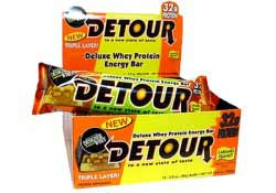 Detour Carmel Nut Protein Energy Bar