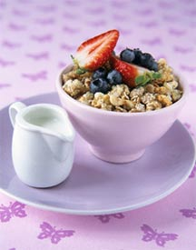 low-fat-granola
