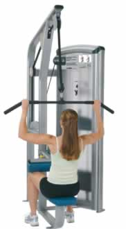 Lat Cable Pulldown Station