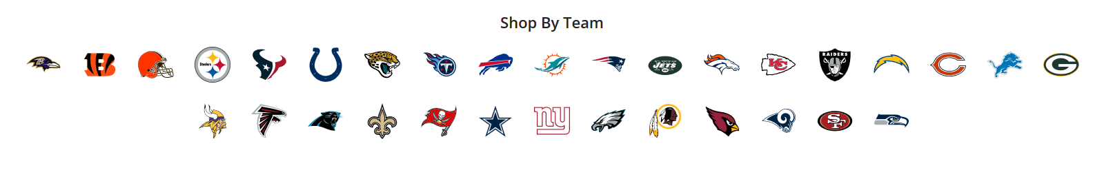NFL Shop team
