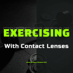 Exercising With Contact Lenses