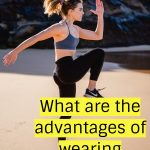 What are the advantages of wearing activewear?